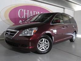 View the 2007 Honda Odyssey