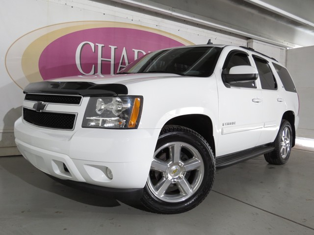 2007 chevrolet tahoe ltz stock cp61935a in tucson. Black Bedroom Furniture Sets. Home Design Ideas