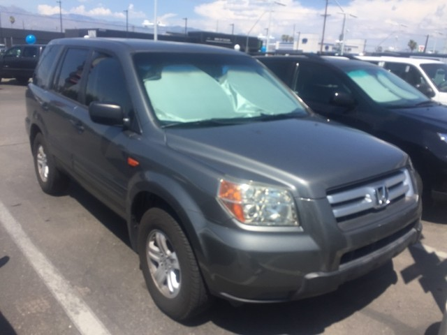 2007 honda pilot lx in tucson stock h1501170a chapman. Black Bedroom Furniture Sets. Home Design Ideas