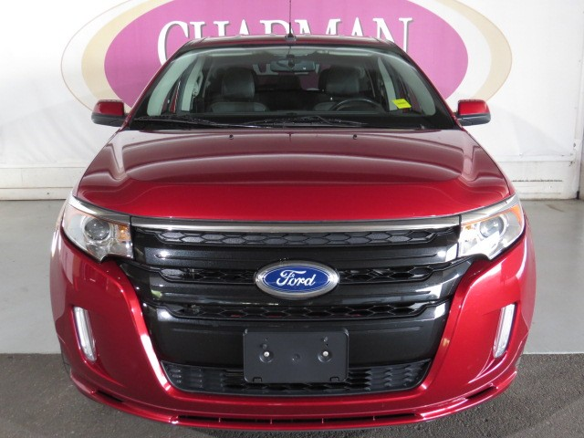 used 2013 ford edge sport stock h1514720a chapman automotive group. Black Bedroom Furniture Sets. Home Design Ideas