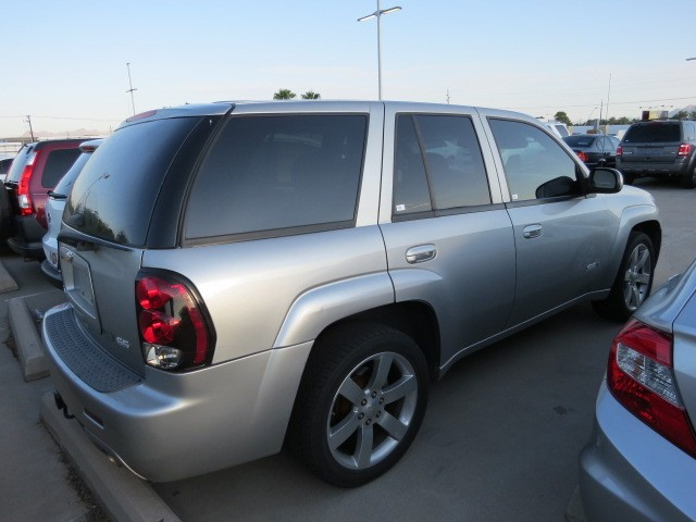 Used 2007 Chevrolet Trailblazer Ss For Sale At Mercedes