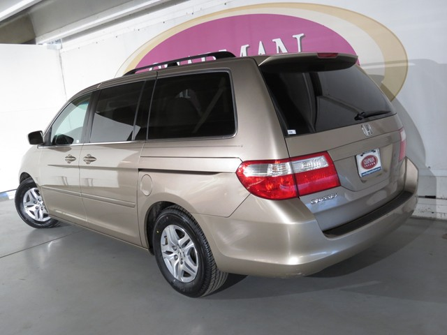 used 2007 honda odyssey ex for sale at mercedes benz of. Black Bedroom Furniture Sets. Home Design Ideas
