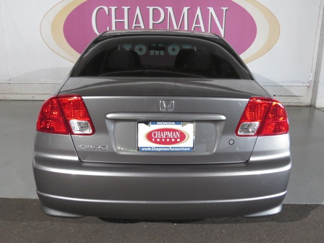 used 2005 honda civic value package stock h1517860a chapman automotive group. Black Bedroom Furniture Sets. Home Design Ideas