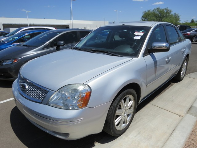 2005 Ford Five Hundred Limited Stock#:H1518610B