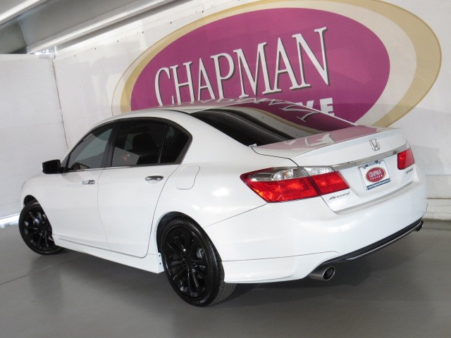 used 2014 honda accord sport stock h1570940 chapman automotive group. Black Bedroom Furniture Sets. Home Design Ideas