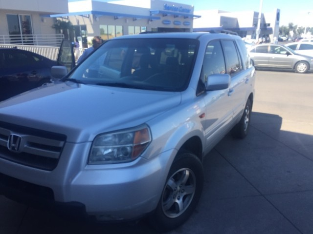 2006 honda pilot ex l w navi stock h1572060a in tucson. Black Bedroom Furniture Sets. Home Design Ideas