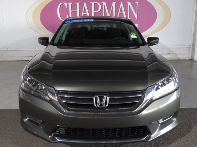 Used 2013 honda accord sport stock h1602240a chapman for Used honda accord sport