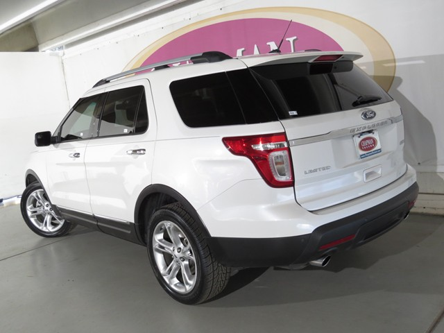 2013 Ford Explorer Limited Stock H1603830a In Tucson Arizona Ford Explorer Audi Of Tucson