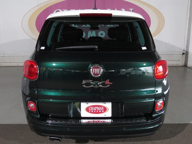 2014 fiat 500l easy in tucson stock h1604800a chapman. Black Bedroom Furniture Sets. Home Design Ideas