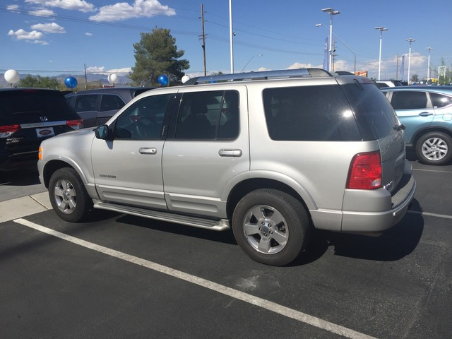 Used 2005 Ford Explorer Limited Stock H1605320a