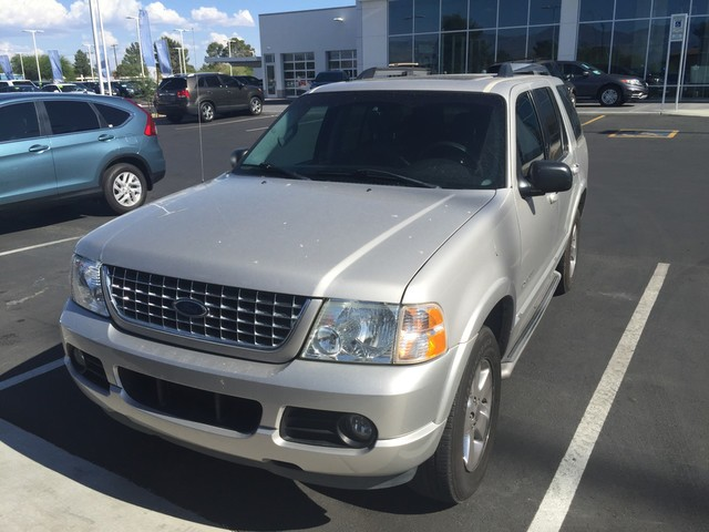 2005 Ford Explorer Limited Stock#:H1605320A