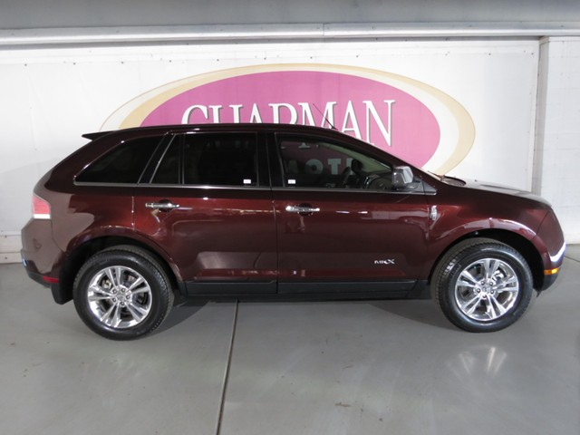 Used 2010 Lincoln Mkx Stock H1605430a Chapman