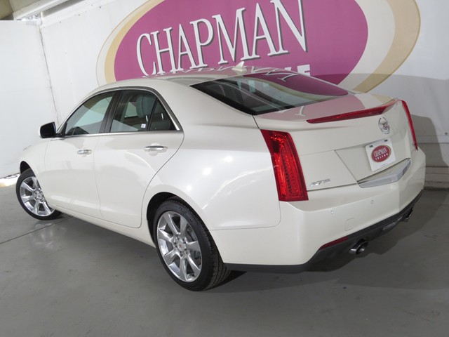 used 2013 cadillac ats 2 0t stock h1607230a chapman automotive group. Black Bedroom Furniture Sets. Home Design Ideas