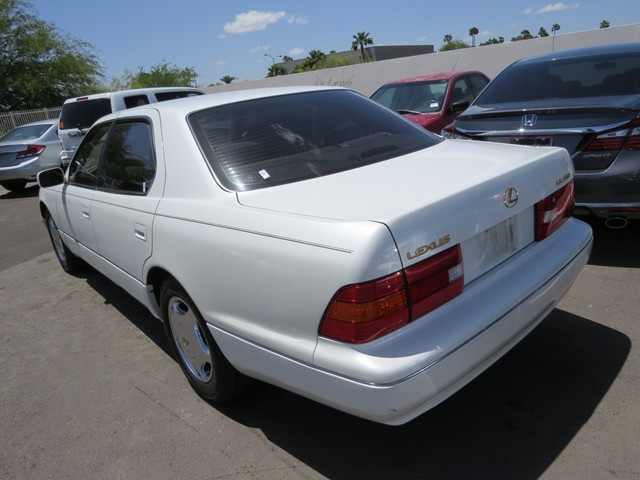 used 1998 lexus ls 400 for sale at porsche of tucson stock h1608680a. Black Bedroom Furniture Sets. Home Design Ideas