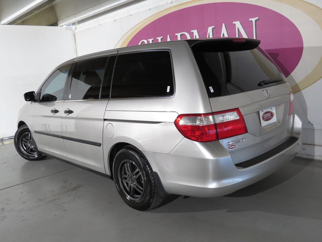 used 2007 honda odyssey lx stock h1612990c chapman. Black Bedroom Furniture Sets. Home Design Ideas