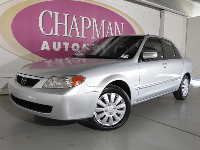 2001 Mazda Protege LX Stock#:H1613360B