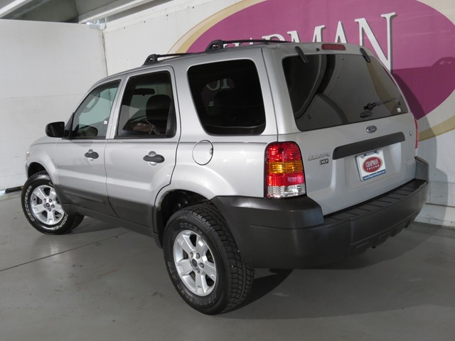 used 2007 ford escape xlt stock h1613770a chapman. Black Bedroom Furniture Sets. Home Design Ideas