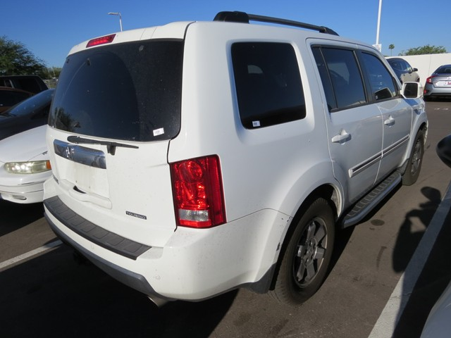 2009 honda pilot touring in tucson stock h1614150a. Black Bedroom Furniture Sets. Home Design Ideas