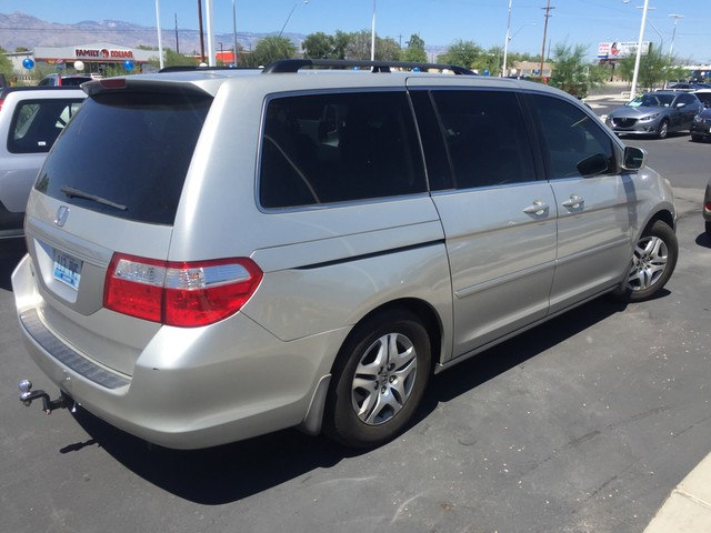 used 2006 honda odyssey ex l w res for sale stock h1614260b audi of tucson. Black Bedroom Furniture Sets. Home Design Ideas