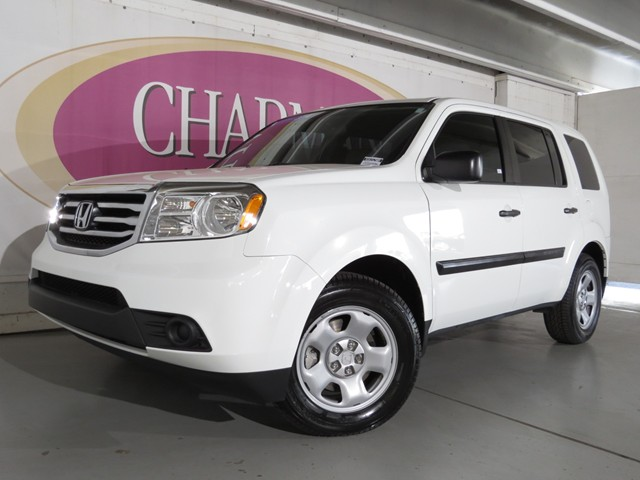 used 2014 honda pilot lx stock h1615290a chapman acura tucson. Black Bedroom Furniture Sets. Home Design Ideas
