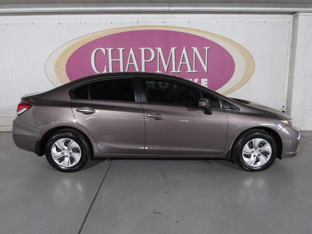 used 2015 honda civic lx stock h1615510a chapman automotive group. Black Bedroom Furniture Sets. Home Design Ideas