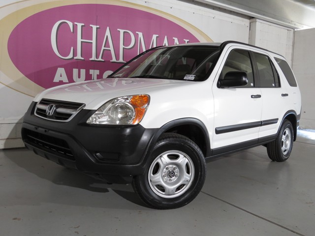 2002 Honda CR-V LX Stock#:H1618670A