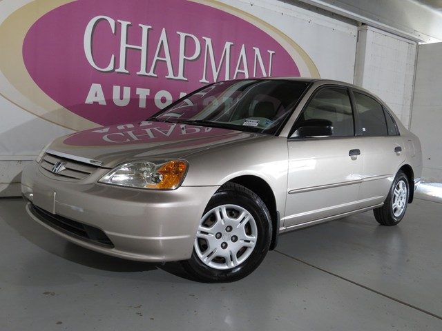 2001 Honda Civic LX Stock#:H1620300A