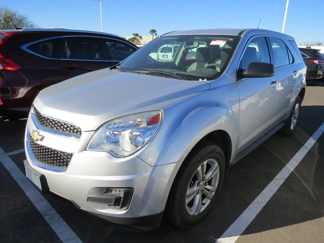 Used 2010 Chevrolet Equinox Ls Stock H1670480a