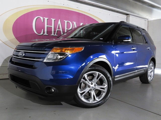 2015 ford explorer limited in tucson stock h1670630 chapman used. Black Bedroom Furniture Sets. Home Design Ideas