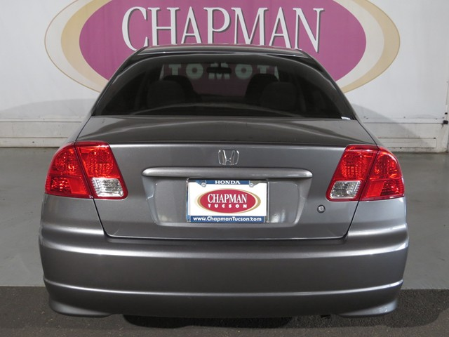 used 2005 honda civic value package stock h1671180a chapman automotive group. Black Bedroom Furniture Sets. Home Design Ideas
