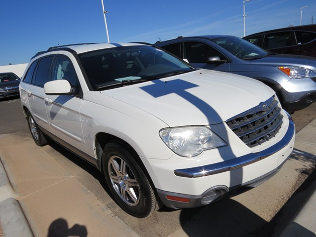 2007 chrysler pacifica touring in tucson stock. Black Bedroom Furniture Sets. Home Design Ideas