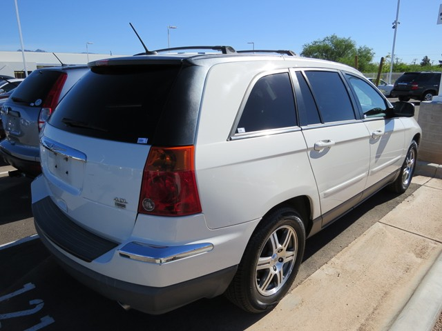 2007 chrysler pacifica touring stock h1671290a in tucson. Black Bedroom Furniture Sets. Home Design Ideas