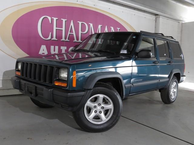 1997 Jeep Cherokee Sport Stock#:H1671880A