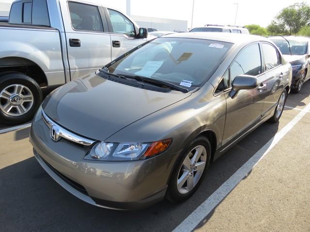 2007 Honda Civic EX Stock#:H1671920A