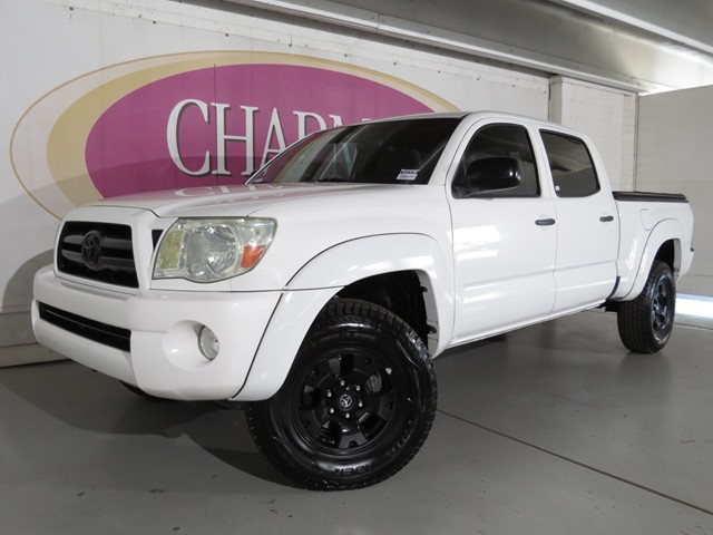 Used 2006 toyota tacoma prerunner for sale stock for Mercedes benz of tacoma