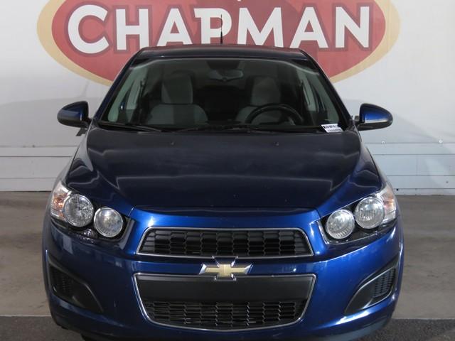 2013 Chevrolet Sonic LT – Stock #H1921820A