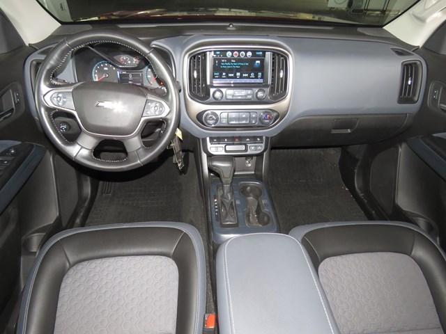 2017 Chevrolet Colorado Z71 Crew Cab – Stock #H2005770A