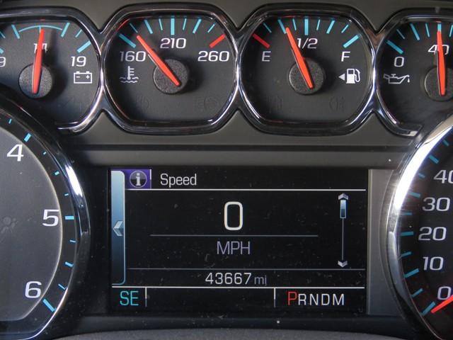2015 Chevrolet Silverado 1500 LT Extended Cab – Stock #H2070340