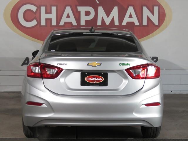 2018 Chevrolet Cruze LS – Stock #H2070770