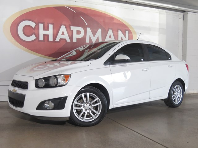 2013 Chevrolet Sonic LT Auto – Stock #H2071110A