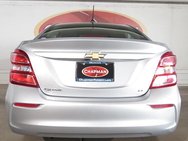 2018 Chevrolet Sonic LT Auto – Stock #H2071390