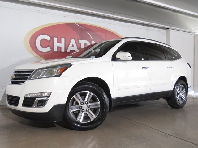 2015 Chevrolet Traverse LT – Stock #H2071790