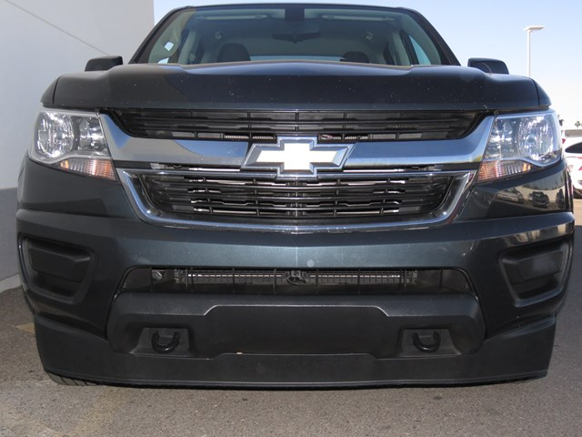 2018 Chevrolet Colorado LT Crew Cab – Stock #H2072550