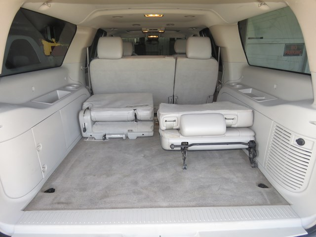 2011 Chevrolet Suburban LT 1500 – Stock #QH207440A
