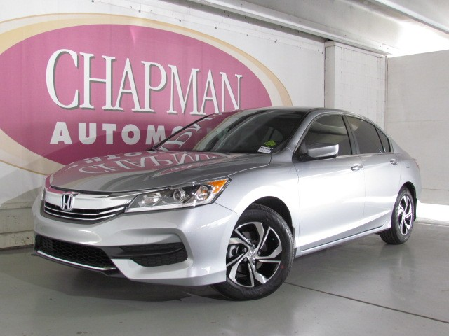 2016 honda accord sdn lx h1603090 chapman automotive group. Black Bedroom Furniture Sets. Home Design Ideas