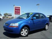 2005 Chevrolet Aveo LS Stock#:U1372090