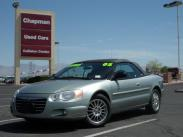 2005 Chrysler Sebring Conv Touring Stock#:U1372920