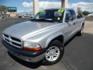 2002 Dodge Dakota Sport Stock#:U1375100