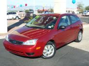2005 Ford Focus ZX3 Stock#:U1376030