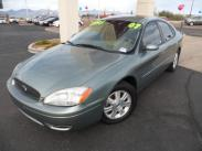 2007 Ford Taurus SEL Stock#:U1376080